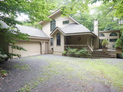 Pocono Pines PA Single Family Home For Sale: $309,900