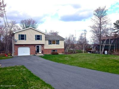 Long Pond Single Family Home For Sale: 198 Overland Dr
