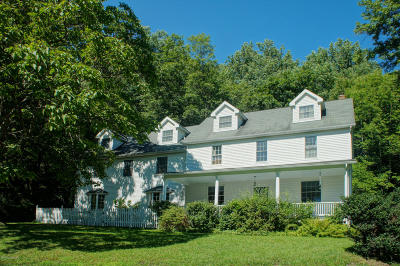 Bartonsville, Delaware Water Gap, East Stroudsburg, Marshalls Creek, Shawnee On Delaware, Stroudsburg, Tannersville Single Family Home For Sale: 1841 Twin Pine Rd