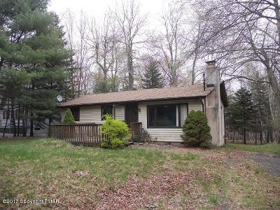 Pocono Lake Single Family Home For Sale: 380 Orono Dr