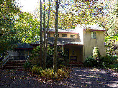 Lake Naomi, Timber Trails Single Family Home Sold: 1115 Greenhill Rd