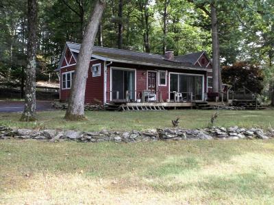 Stroudsburg Single Family Home For Sale: 5109 S Wigwam Run