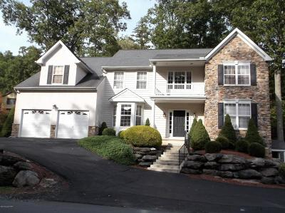 East Stroudsburg Single Family Home For Sale: 144 Shawnee Valley Dr