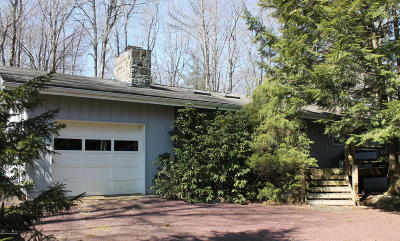 Pocono Pines PA Single Family Home For Sale: $199,000