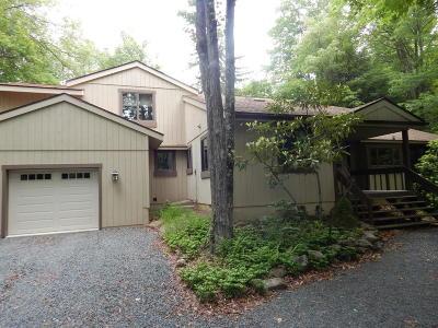 Lake Naomi Single Family Home For Sale: 181 Tanglewood Dr