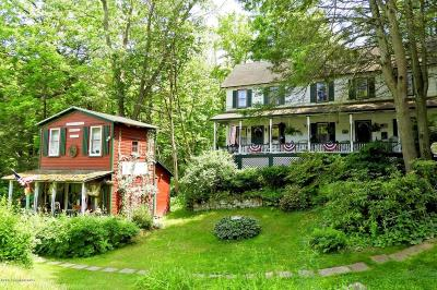 East Stroudsburg Single Family Home For Sale: 1104 Buttermilk Falls Road