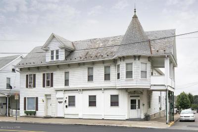 Pen Argyl Multi Family Home For Sale: 100 E Pennsylvania Ave
