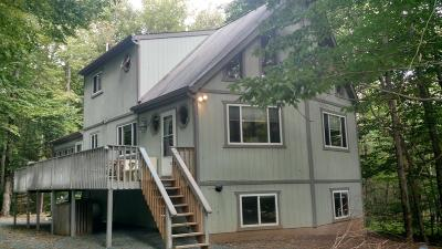 Pocono Lake Single Family Home For Sale: 287 Paxinos Dr