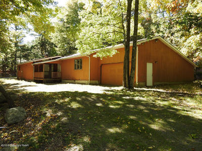 Lake Harmony Single Family Home For Sale: 6 Hickory Road