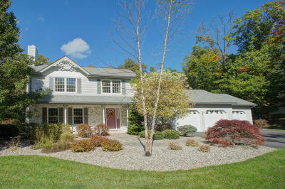 Tannersville Single Family Home For Sale: 347 Fish Hill Rd