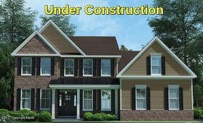 Stroudsburg Single Family Home For Sale: V7 Godfreys Gate