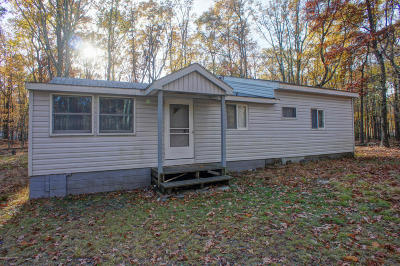 East Stroudsburg PA Single Family Home For Sale: $79,800