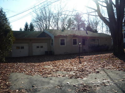 East Stroudsburg Single Family Home For Sale: 357 & 359 E Brown St.