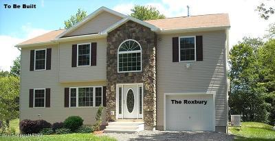 Bartonsville Single Family Home For Sale: Glenbrook (Lot 135) Rd