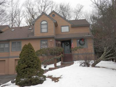 Buck Hill Falls Single Family Home For Sale: 614 Buck Cir