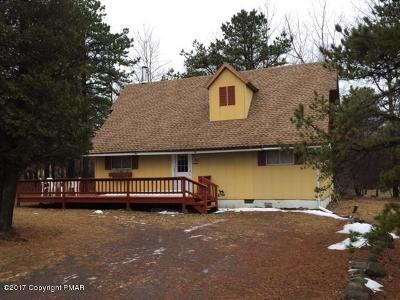 Towamensing Trails Single Family Home For Sale: 108 Milton Way