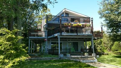 Canadensis Single Family Home For Sale: 105 Buckhorn Ln