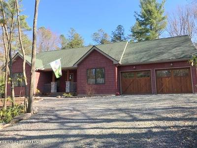 Pocono Pines PA Single Family Home For Sale: $388,000