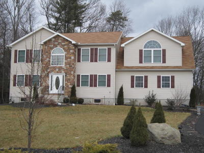 Stroudsburg Single Family Home For Sale: 1516 Eagles View Ct