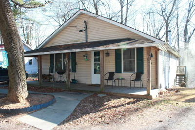Saylorsburg Single Family Home For Sale: 708 McCabe Ln