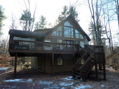 Lake Naomi Single Family Home For Sale: 2367 Overlook Ln