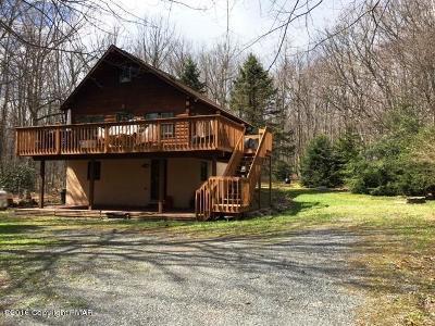 Jim Thorpe Single Family Home For Sale: 49 Dogwood Dr