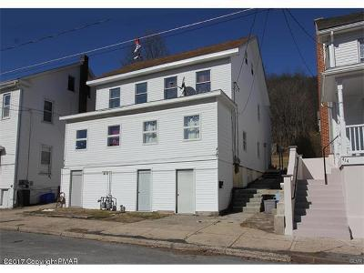 Jim Thorpe Multi Family Home For Sale: 418 Center Ave