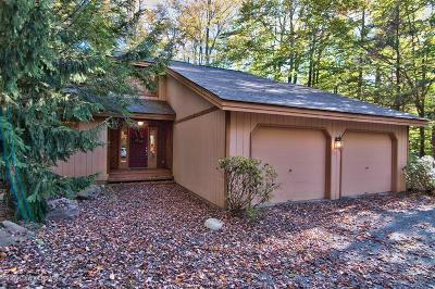 lake naomi, Timber Trails Single Family Home For Sale: 175 Golfers Way