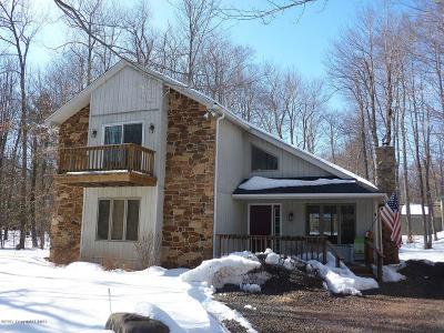 Lake Naomi Single Family Home For Sale: 5607 Woodland Ave
