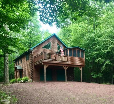 Lake Naomi Single Family Home For Sale: 1259 Redwood Ter