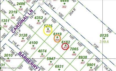 Pocono Lake Residential Lots & Land For Sale: 405 Ridge Rd