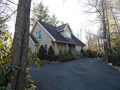 Pinecrest Lake Golf & Cc Single Family Home For Sale: 128 Halfmoon Rd