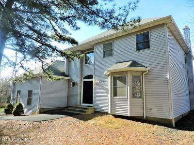 Long Pond Single Family Home For Sale: 669 Clearview Dr