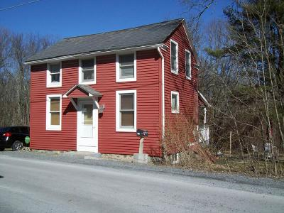 Stroudsburg Single Family Home For Sale: 260 Hay Rd