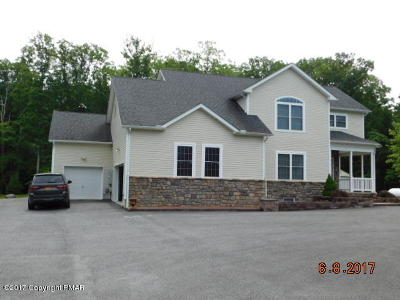 East Stroudsburg Single Family Home For Sale: 343 Autumn Ln