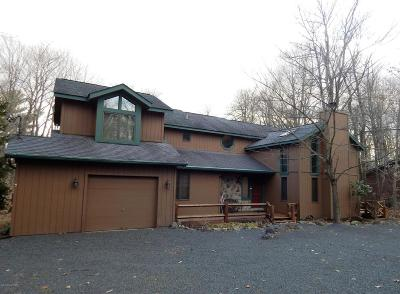 Lake Naomi Single Family Home For Sale: 5580 Woodland Avenue