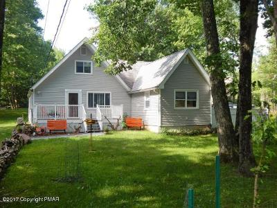 Pocono Summit Single Family Home For Sale: 3137 Fern Rd