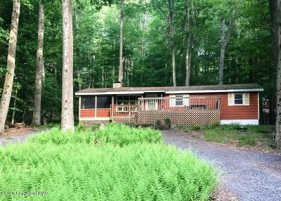 Pocono Lake Single Family Home For Sale: 227 Towanda Trl