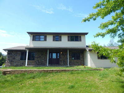 Effort PA Single Family Home For Sale: $199,000