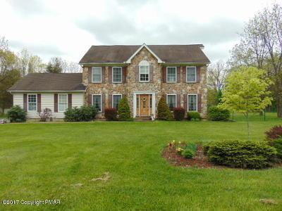 Stroudsburg Single Family Home For Sale: 117 Possinger St