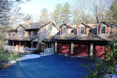 Kunkletown Single Family Home For Sale: 3537 Pheasant Dr