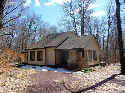 Pocono Pines Single Family Home For Sale: 2144 Blue Ox Rd