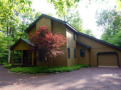 Pocono Pines Single Family Home For Sale: 1265 Longrifle Rd