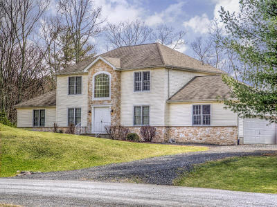 Saylorsburg Single Family Home For Sale: 1285 Overlook Ct.