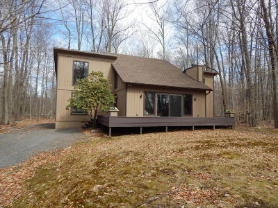 Pocono Pines PA Single Family Home For Sale: $209,999