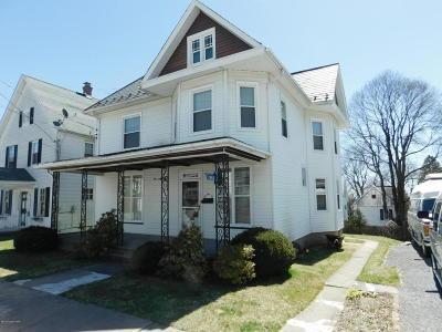 Pen Argyl Single Family Home For Sale: 10 E Laurel Avenue
