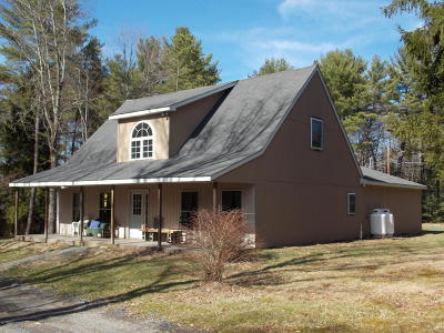 Canadensis Multi Family Home For Sale: 255 Hawk Ln