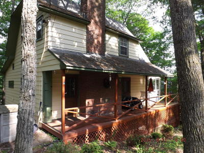 Buck Hill Falls Single Family Home For Sale: 208 Old Hemlock Ln