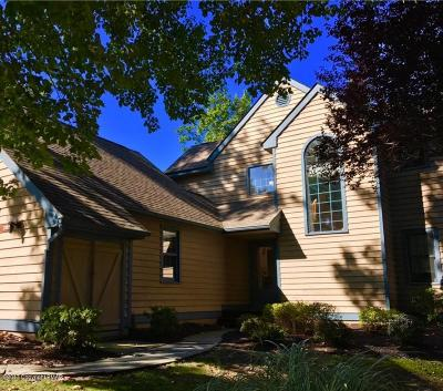 Buck Hill Falls Single Family Home For Sale: 2193 Oak Hill Dr