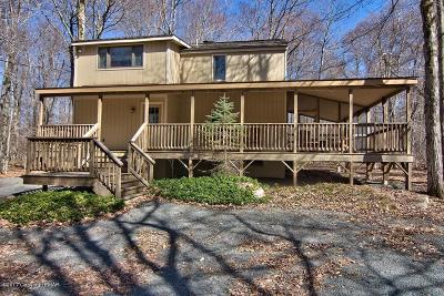 Timber Trails Single Family Home For Sale: 109 Cub Path